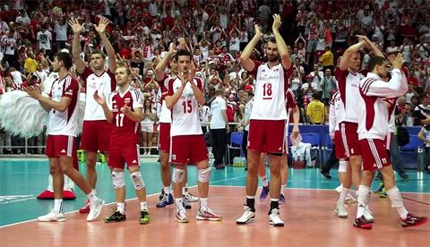 Volleyballgroßmacht Polen, Foto: Piotr Drabik, CC-BY-2.0