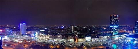 Faszinierendes Polen - Metropole Warschau