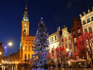 Weihnachtsmarkt in Danzig. Foto: Maciek Nicgorski, www.gdansk.pl