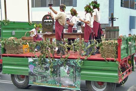 Weinfest in Zielona Gora (Grünberg), Foto: Mohylek, CC-BY-SA-3.0