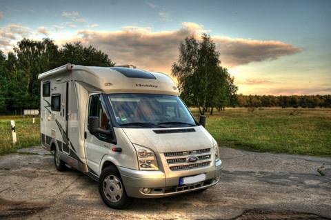 Mit dem Wohnmobil durch Polen reisen