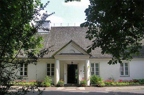 Chopins Geburtshaus in Zelazowa Wola